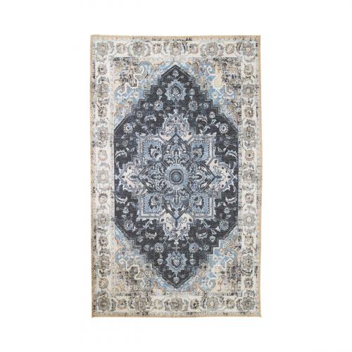 Teppich im Vintagelook.