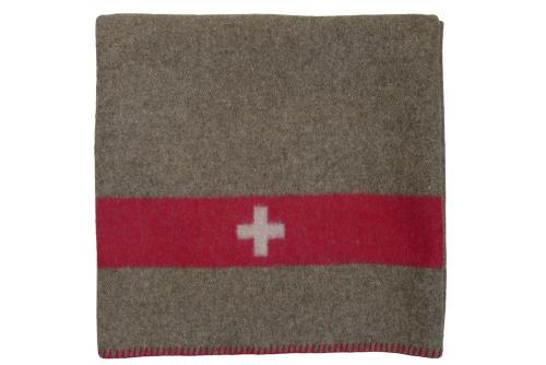 Original Eskimo Schweizer Armeedecke.