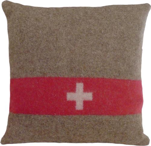 Original Eskimo Schweizer Armeekissen.