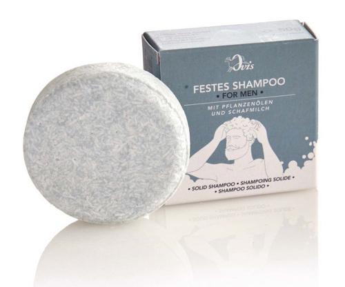 Ovis Festes Shampoo für Männer.