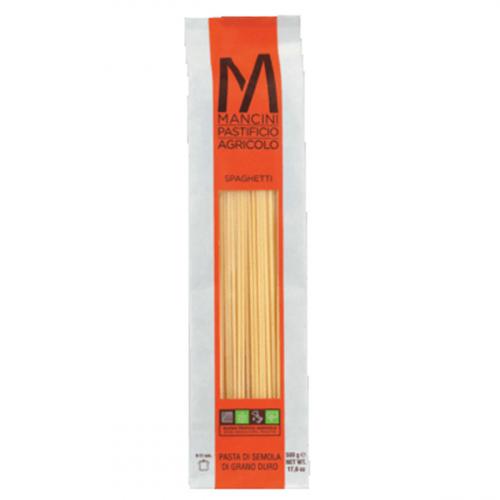 Pasta Mancini Spaghetti.