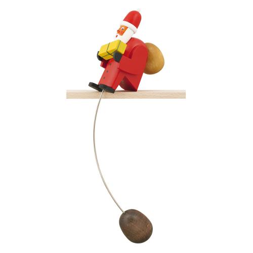 Pendelfigur »Weihnachtsmann«.