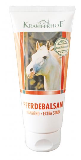 Pferdebalsam – wärmend 100 ml