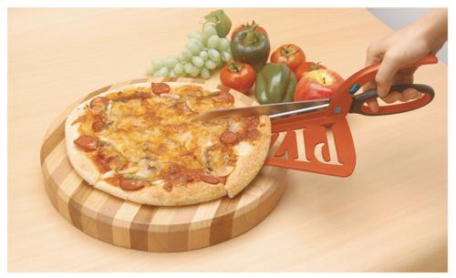 Pizza-Schere.
