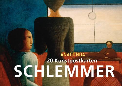 Postkartenbuch Oskar Schlemmer.