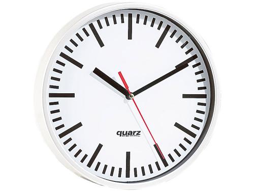 Quarz-Bahnhofsuhr.