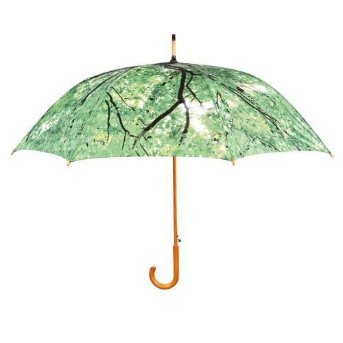 Regenschirm »Baumkrone«.
