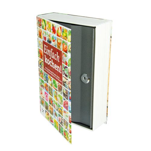 Safe »Kochbuch«.