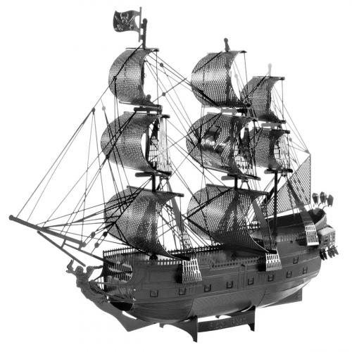 Segelschiff »Black Pearl«.