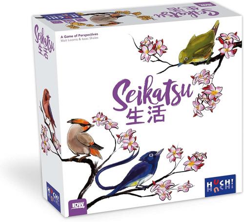 Seikatsu. Ein Gartenspiel im Japan-Design.