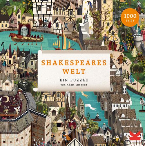 Shakespeares Welt. Ein Puzzle.