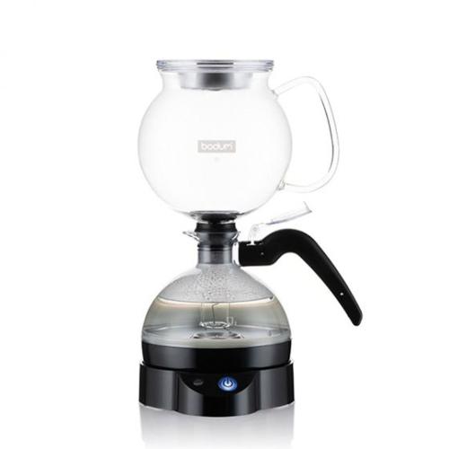 Siphon-Kaffeebereiter.