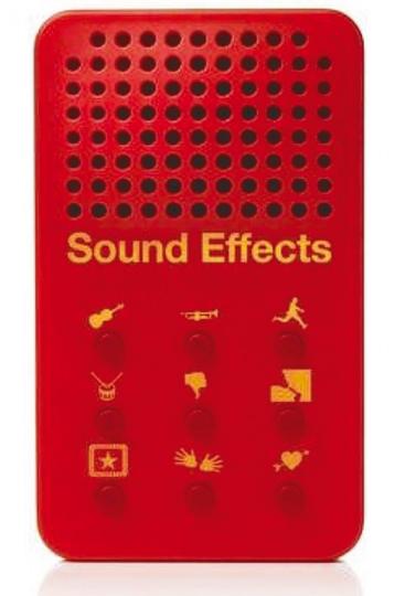 Sound-Maschine »Geräusche & Töne«.
