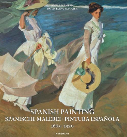 Spanische Malerei 1665-1920.