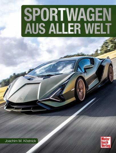 Sportwagen aus aller Welt.