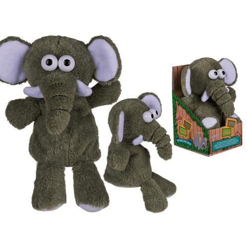 Sprechender Elefant.
