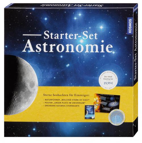 Starter-Set Astronomie. Sterne beobachten für Einsteiger.