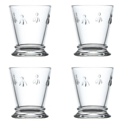 Stilvolles 4er-Trinkgläser-Set.