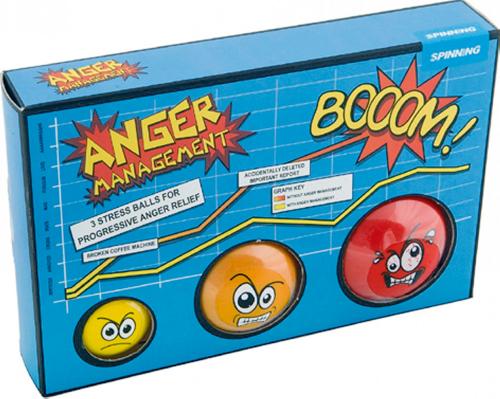 Anti-Stress-Ball 3er-Set.