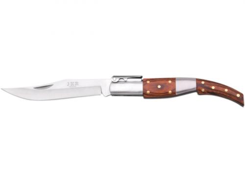 Taschenmesser mit Edelstahlzwinge.