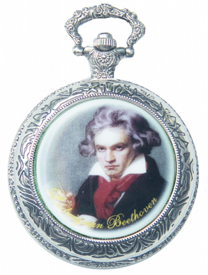 Taschenuhr Beethoven.