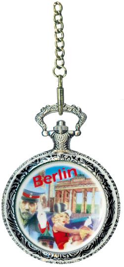 Taschenuhr Berlin Marlene Dietrich.