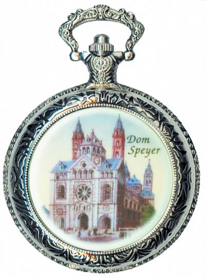 Taschenuhr Dom zu Speyer.