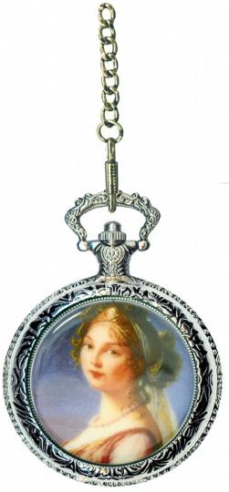 Taschenuhr Königin Luise.