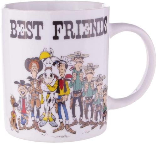 Tasse »Lucky Luke« Best Friends.