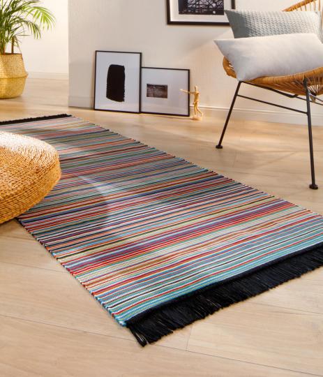 Teppichläufer »Casa Stripe«.