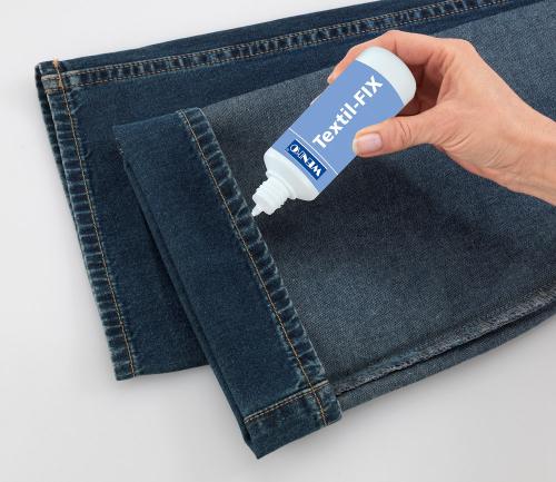 Textil Fix-Kleber.