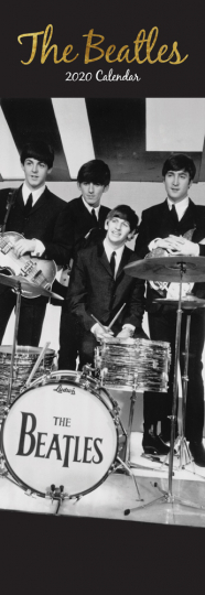The Beatles. Wandkalender 2020.