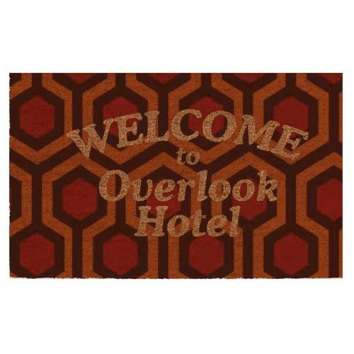 The Shining Overlook Hotel-Fußmatte.