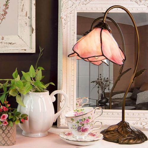 Tischlampe »Tiffany«.