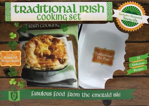 Traditional Irish Cooking Set. Koch Set Irland.