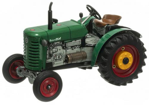 Traktor-Modell »Zetor 25 A«.