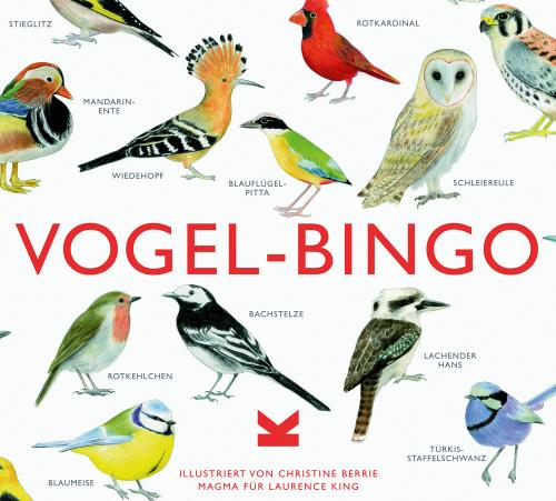 Vogel-Bingo.