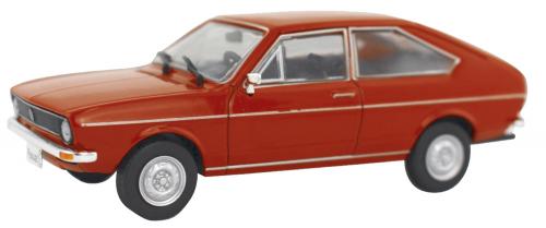 VW Passat rot 1973 - Modell 1:43