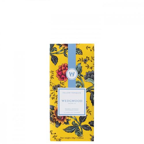 Wedgwood-Tee »Gelbe Tonkabohne«.