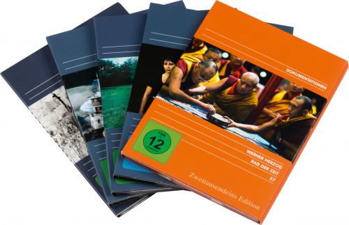 Werner Herzog Paket. 5 DVDs.