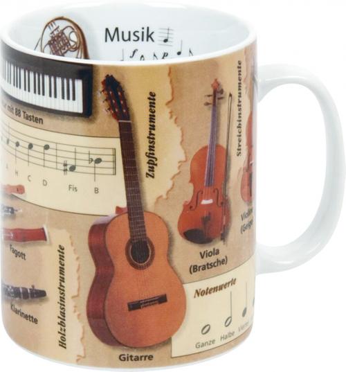 Wissensbecher »Musik«