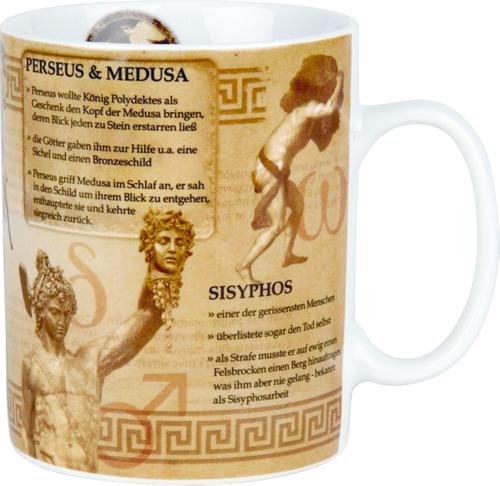 Wissensbecher Mythologie.