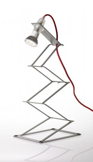 Ziehharmonika-Lampe, 60 cm.