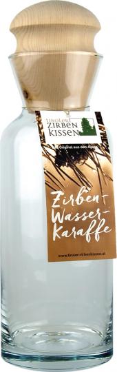 Zirben-Wasserkaraffe