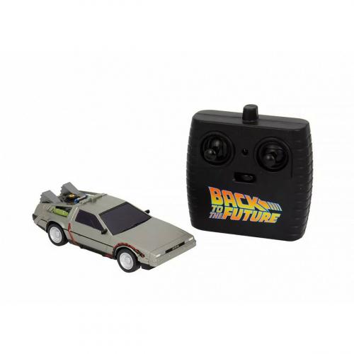 Zurück in die Zukunft. DeLorean RC-Car.