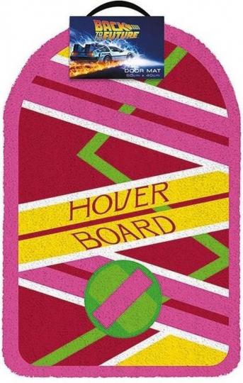 Zurück in die Zukunft. Fußmatte »Hoverboard«.