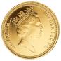 1/2 Sovereign Elizabeth II. Bild 1