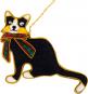 Anhänger Zarikunst »Katze«. Bild 1