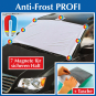 Anti-Frost-Decke für die Windschutzscheibe. Bild 1