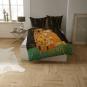 Bettwäsche »Klimts Kuss«. Bild 1